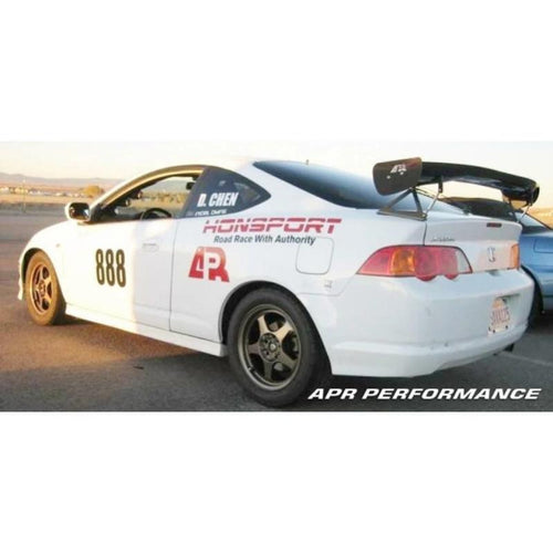 APR Performance Carbon Fiber GTC-200 Adjustable Rear Wing Spoiler - Acura RSX & Type S DC5 (2002-2006)