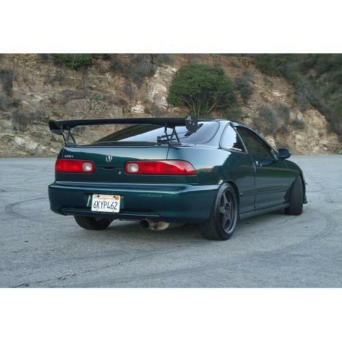 APR Performance Carbon Fiber GTC-200 Adjustable Rear Wing Spoiler - Acura DC2 Integra (1994-2001)