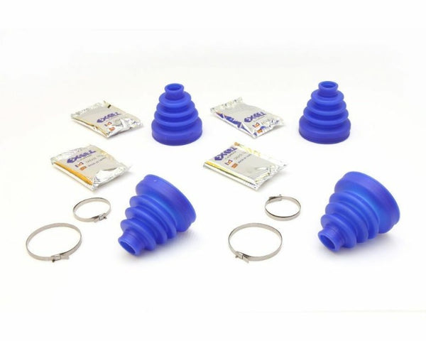 Megan Racing OE Like Silicone CV Axle Boot Joint Kit for Nissan Silvia 240sx S14