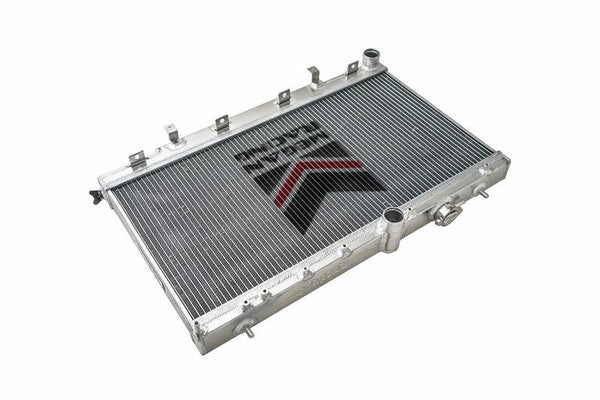Megan Racing Performance Aluminum Radiator - Subaru Impreza WRX (2002-2007)