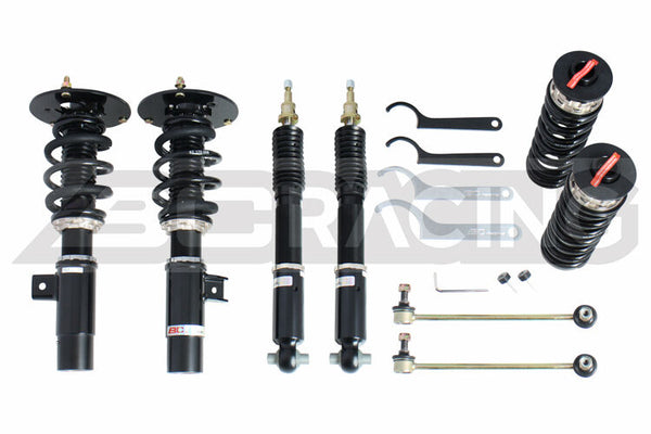 BC Racing BR Type Series Lowering Drop Coilovers Kit BMW 4 Series F32 14-16 AWD
