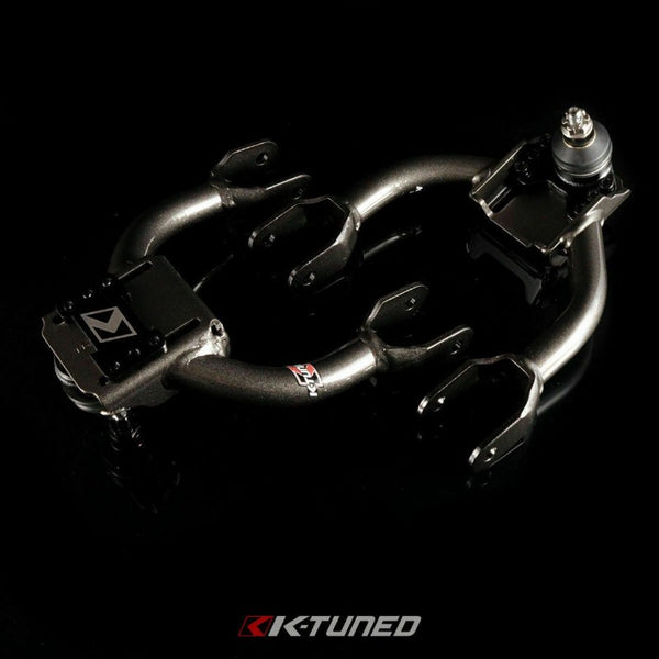 K-Tuned Front Camber Control Arms w/ Spherical Joints Civic 92-95 Integra 94-01