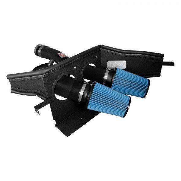 Injen PF Short Ram Intake Kit Ford F-150 Raptor V6 3.5L Twin Turbo Black New