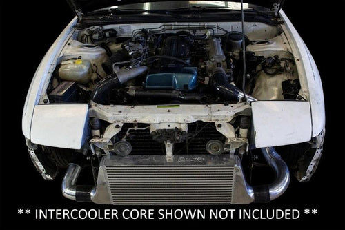 ISR Performance FMIC Intercooler Piping Kit - Nissan 240sx w/ 2JZ Swap