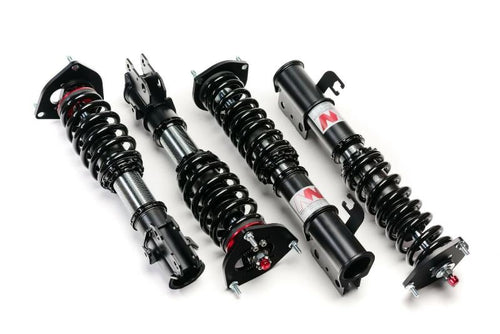 Annex Suspension Fast Road Pro Coilovers - Subaru Impreza WRX ONLY (2002-2007)