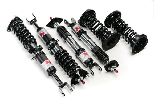 Annex Suspension Fast Road Pro Coilovers - Nissan Z33 350z (2003-2009)
