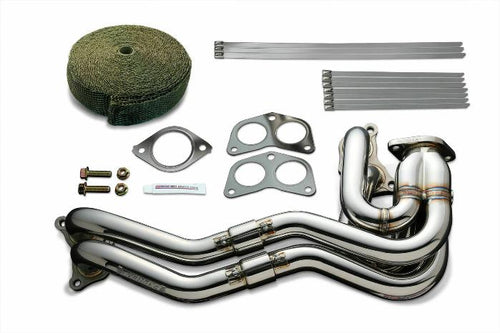 Tomei Expreme UnEqual Length Exhaust Manifold Header Kit - Toyota 86 (2016+)