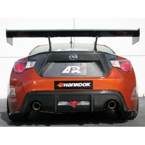 APR Performance Carbon Fiber Trunk Garnish Scion FRS Subaru BRZ Toyota 86 New