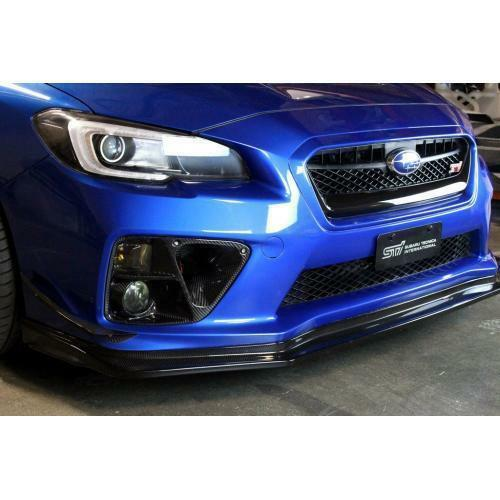 APR Performance Carbon Fiber Brake Air Ducts Grille Set - Subaru WRX & STi (2015-2017)