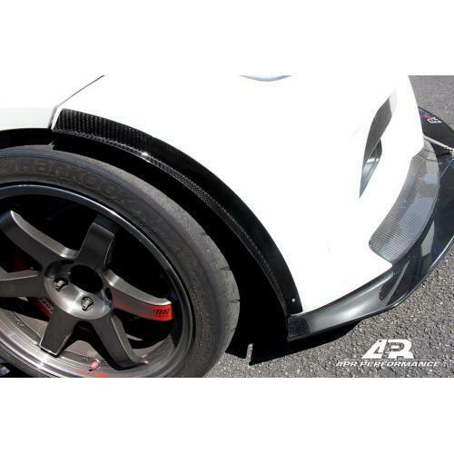 APR Performance Carbon Fiber Front Bumper Spats Set BMW E90 E92 E93 M3 08-13 New