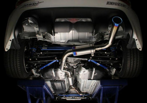 Tomei Performance Expreme Full Titanium Exhaust System Type 60S - Subaru BRZ (2012+)