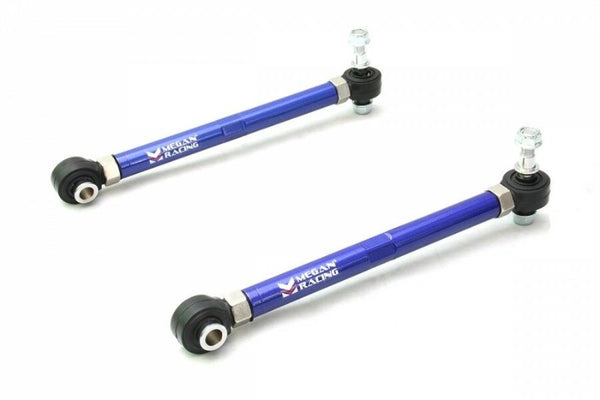 Megan Racing Adjustable Rear Toe Control Arms - Honda S2000 AP1 AP2 (2000-2009)