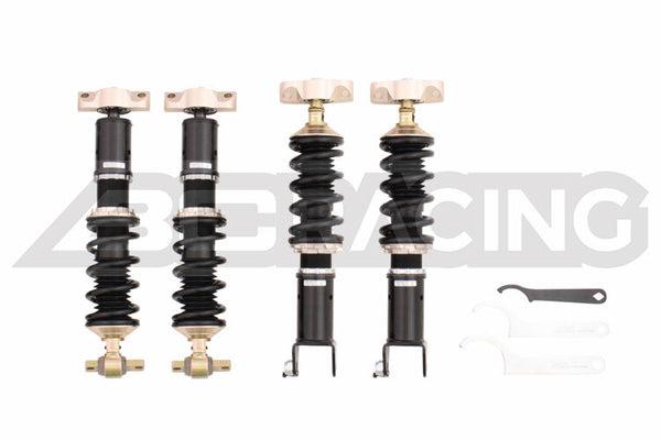 BC Racing BR Type Series Lowering Drop Coilovers Kit Chevrolet Corvette C7 14-17
