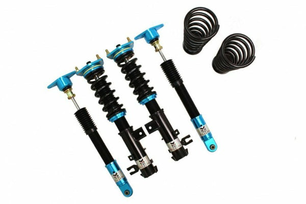 Megan Racing EZII EZ 2 Street Coilovers Lowering Suspension Kit Mazda 3 14+ New