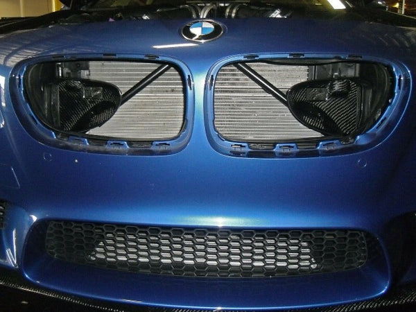 AFE Magnum Force Carbon Intake System Dynamic Air Scoops BMW M5 F10 M6 F12 F13