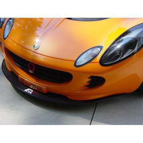 APR Performance Carbon Fiber Front Bumper Splitter w/ Support Rods - Lotus Elise (2005-2011)