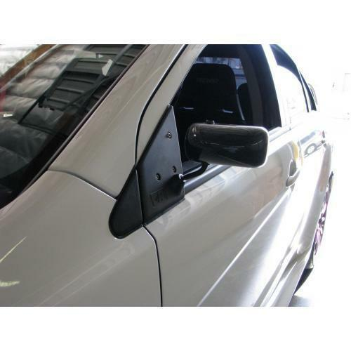 APR Performance Carbon Fiber Formula GT3 Mirrors - Mitsubishi Lancer Evolution Evo X (2008+)