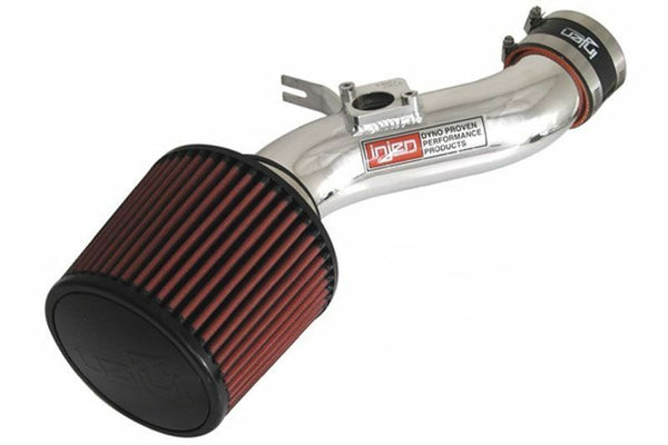 Injen IS Series Short Ram Air Intake System POLISHED Subaru WRX & STI 02-07 2.0T