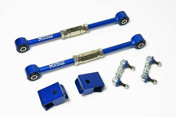 Megan Racing Adjustable Rear Rear Lateral Arms Links Kit Impreza WRX Sti 95-07
