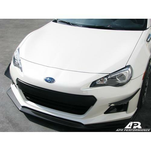 APR Performance Carbon Fiber Front Brake Air Cooling Rotor Ducts for Subaru BRZ
