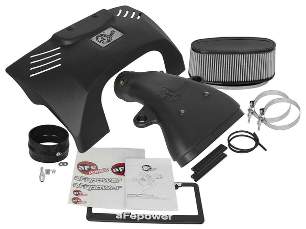 AFE Magnum Force Stage 2 Pro Dry S Cold Air Intake CAI Corvette C6 08-13 LS3 6.2