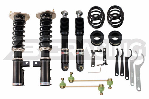 BC Racing BR Type Series Lowering Drop Coilovers Kit Chevrolet Cobalt 05-10 New