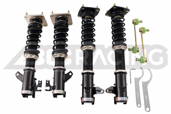 BC Racing BR Series Coilovers -  Mazda 323 BJ (1999-2003)