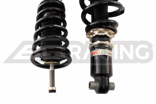 BC Racing BR Type Series Lowering Drop Coilovers Kit Chevrolet Camaro 10-13 New