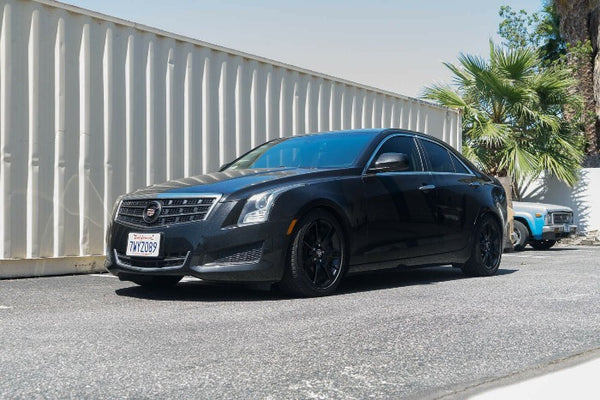 Megan Racing EZ II 2 Street Coilovers Lowering Suspension Kit Cadillac ATS 13+