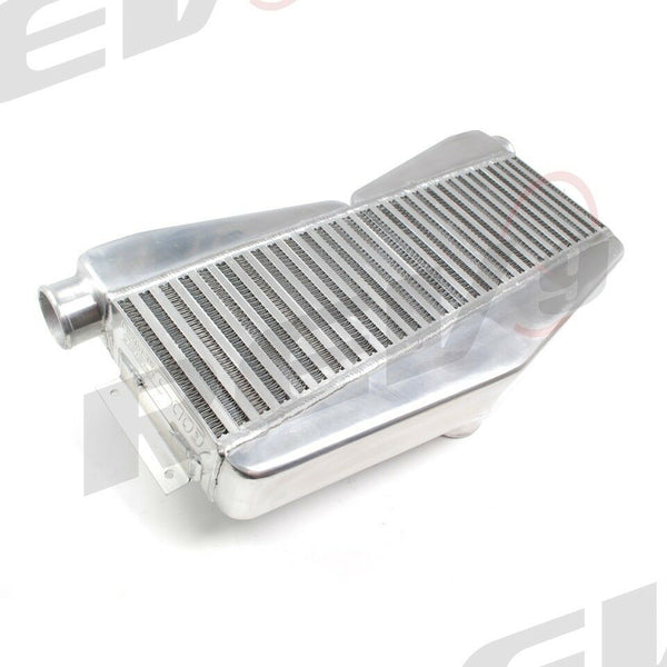 REV9 Spec A FMIC Aluminum Front Mount Twin Turbo Intercooler 11x22x3 500hp 2.5