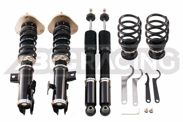 BC Racing BR Series Coilovers - Scion tC AGT20 (2011-2016)