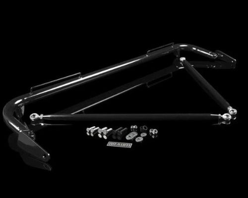 "BRAUM Racing Universal Harness Bar Kit 48-51"" - Black Gloss"