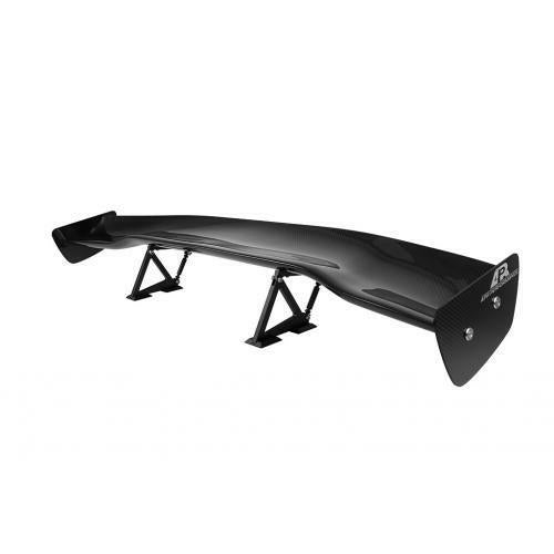 "APR Performance Carbon Fiber GTC-200 60.5"" Adjustable Wing Spoiler - Universal"