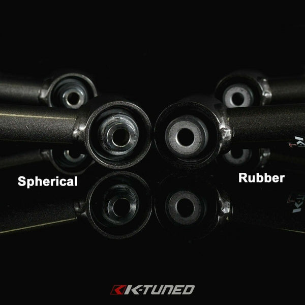 K-Tuned FUCA Front Camber Control Arms w/ Ball Joints Civic EK 96-00 Rubber Bush