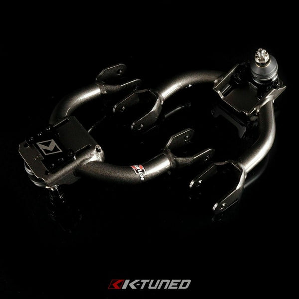 K-Tuned FUCA Front Camber Control Arms w/ Rubber Bushings Set - Honda Civic EG (1992-1995)
