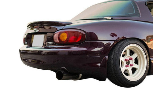 "ISR Performance 2.5"" Circuit Spec Exhaust System - Mazda Miata NB (1999-2005)"