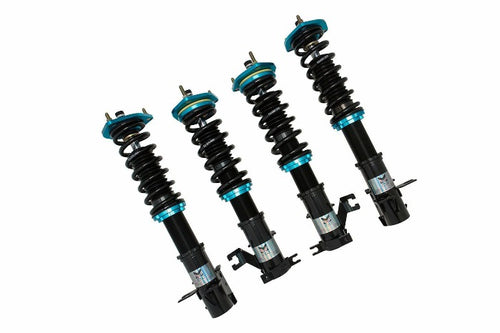 Megan Racing EZII EZ 2 Series Coilovers - Nissan NX Coupe (1991-1993)