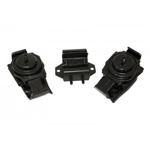 Manzo Reinforced Engine Motor and Transmission Mounts - 240sx S14 S15 (1995-2002)