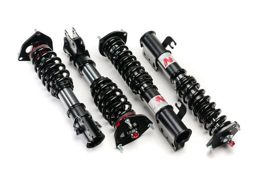 Annex Suspension Fast Road Pro Coilovers - Subaru STI (2005-2007)