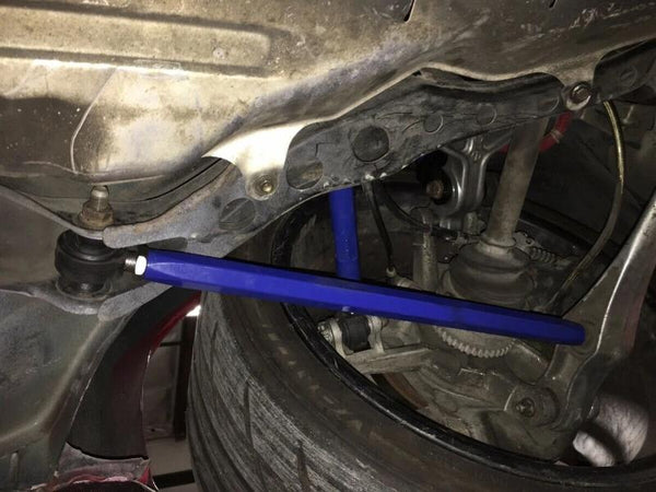 Phase 2 Motortrend (P2M) Adjustable Rear Trailing Links - Mazda RX-7 FD3S (1993-1997)