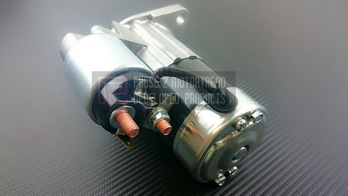 P2M Phase 2 RB Series Motor #20P052 Starter - Nissan Skyline GT-R GTS