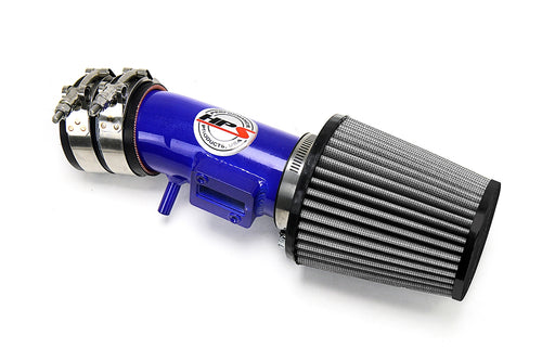 HPS Blue Shortram Cold Air Intake Kit Honda 2009-2013 Fit 1.5L 827-102BL