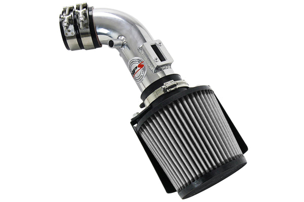 HPS Polish Shortram Cold Air Intake Kit Honda 2006-2011 Civic 1.8L 827-163P