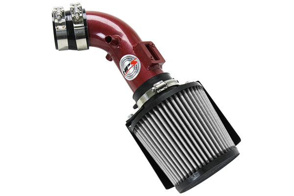 HPS Red Shortram Cold Air Intake Kit Honda 2006-2011 Civic 1.8L 827-163R