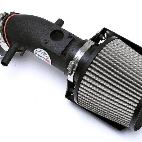 HPS Performance Shortram Air Intake Kit (Black) - Toyota Camry 3.5L V6 (2007-2017) Includes Heat Shield