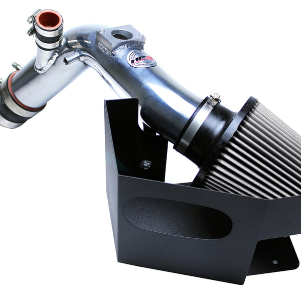 HPS Performance Shortram Air Intake Kit (Polish) - Mitsubishi Lancer Evolution X 2.0L (2008-2015) Includes Heat Shield