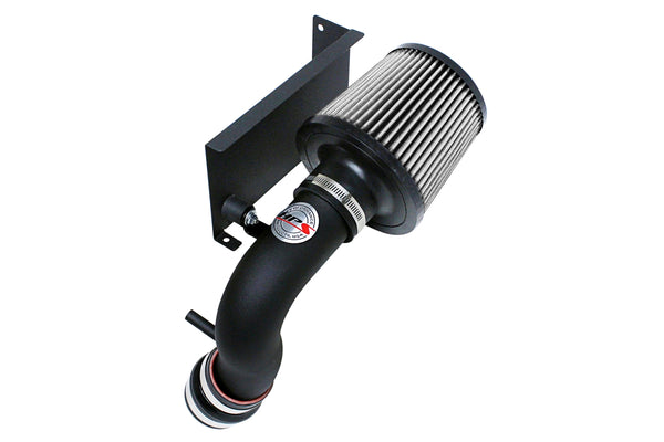 HPS Performance Shortram Air Intake Kit (Black) - Mini Cooper S 1.6L Supercharged (2002-2005) Includes Heat Shield