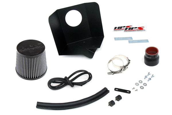 HPS Performance Shortram Cold Air Intake Kit Toyota 2009-2013 Matrix 2.4L 827-696