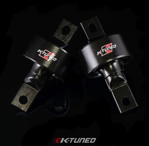 K-Tuned Hardened Rubber Rear Trailing Arm Bushings Set - Acura Integra DC2 (1994-2001)
