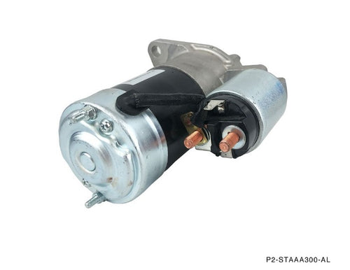 Phase 2 Motortrend (P2M) OE Replacement Starter - Nissan R33 RB20 RB25 RB26 (AA300) Long Nose